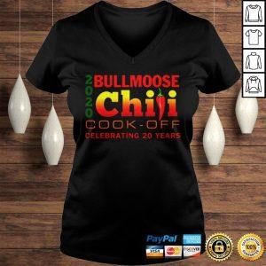 2020 Bullmoose Chili Cookoff TShirt
