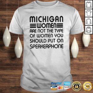 that woman from michigan Shirt Shirt