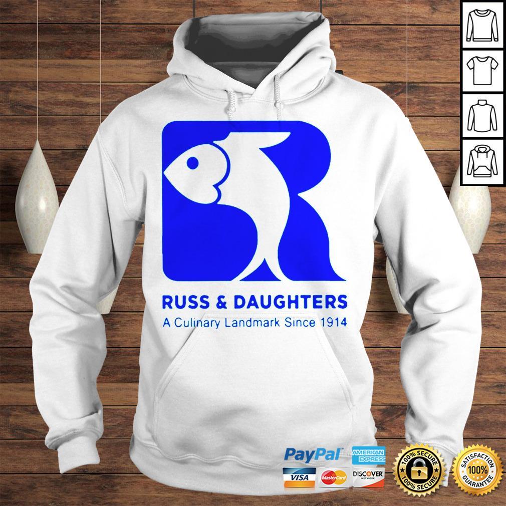 Russ Daughters A Culinary Landmark Since 1914 tom holland shirt Hoodie