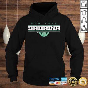 Sabrina Ionescu ShirtNew York For TShirt Hoodie