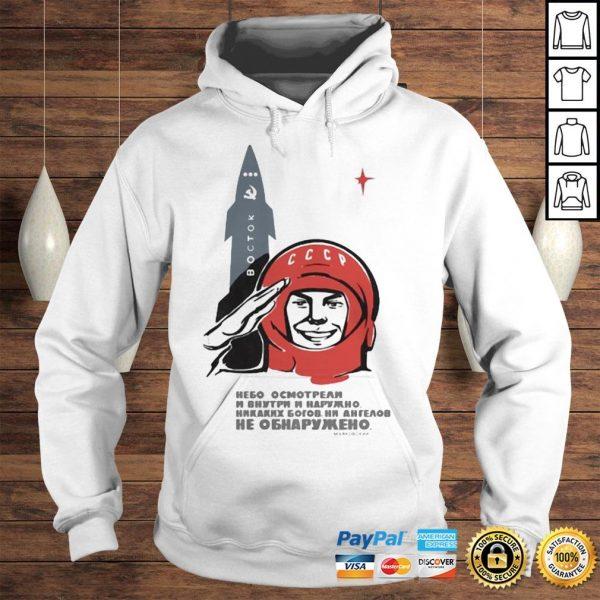 Soviet space gods mens shirt Hoodie