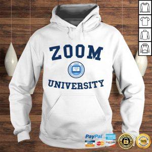 Zoom University US Shirt Hoodie