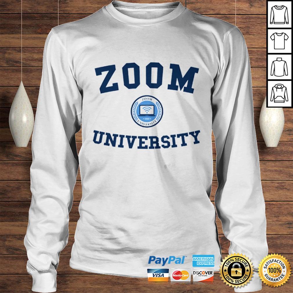 Zoom University US Shirt Longsleeve Tee Unisex