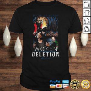 Ryzin Vs Hardy Woken Deletion Shirt Shirt