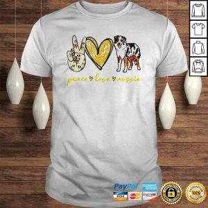 Peace love Vanssie shirt Shirt
