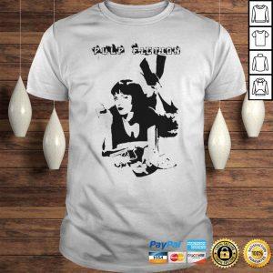 Pulp Fiction Shirt Shirt