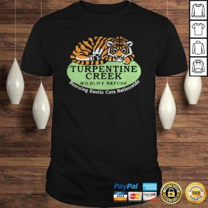 Rescuing Exotic Cats Nationwide Official TShirt Shirt