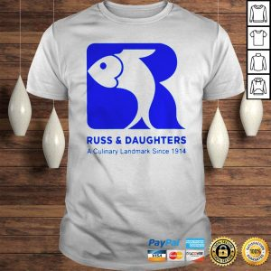 Russ Daughters A Culinary Landmark Since 1914 tom holland shirt Shirt