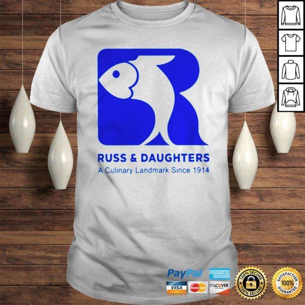 Russ Daughters A Culinary Landmark Since 1914 tom holland shirt Shirt