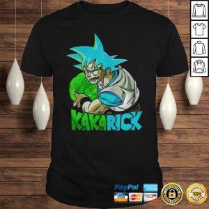 Songoku Kamejoko Kakarick shirt Shirt