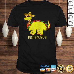 Tacosaurus Tees Cinco De Mayo Funny TShirt Shirt