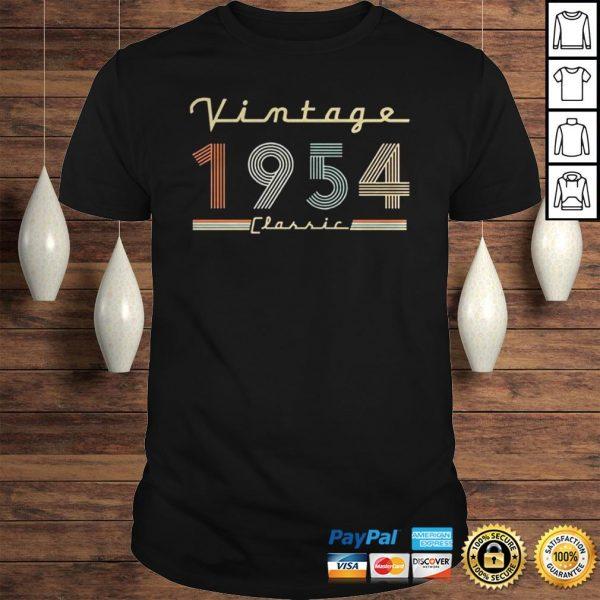 Vintage 1954 Classic Shirt Shirt