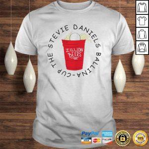 Zillion Beers The Stevie Daniels Ballinacup shirt Shirt