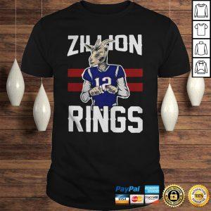 Zillion Rings TShirt Shirt