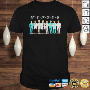 THANK FOR DOCTOR HEROES TSHIRT Shirt