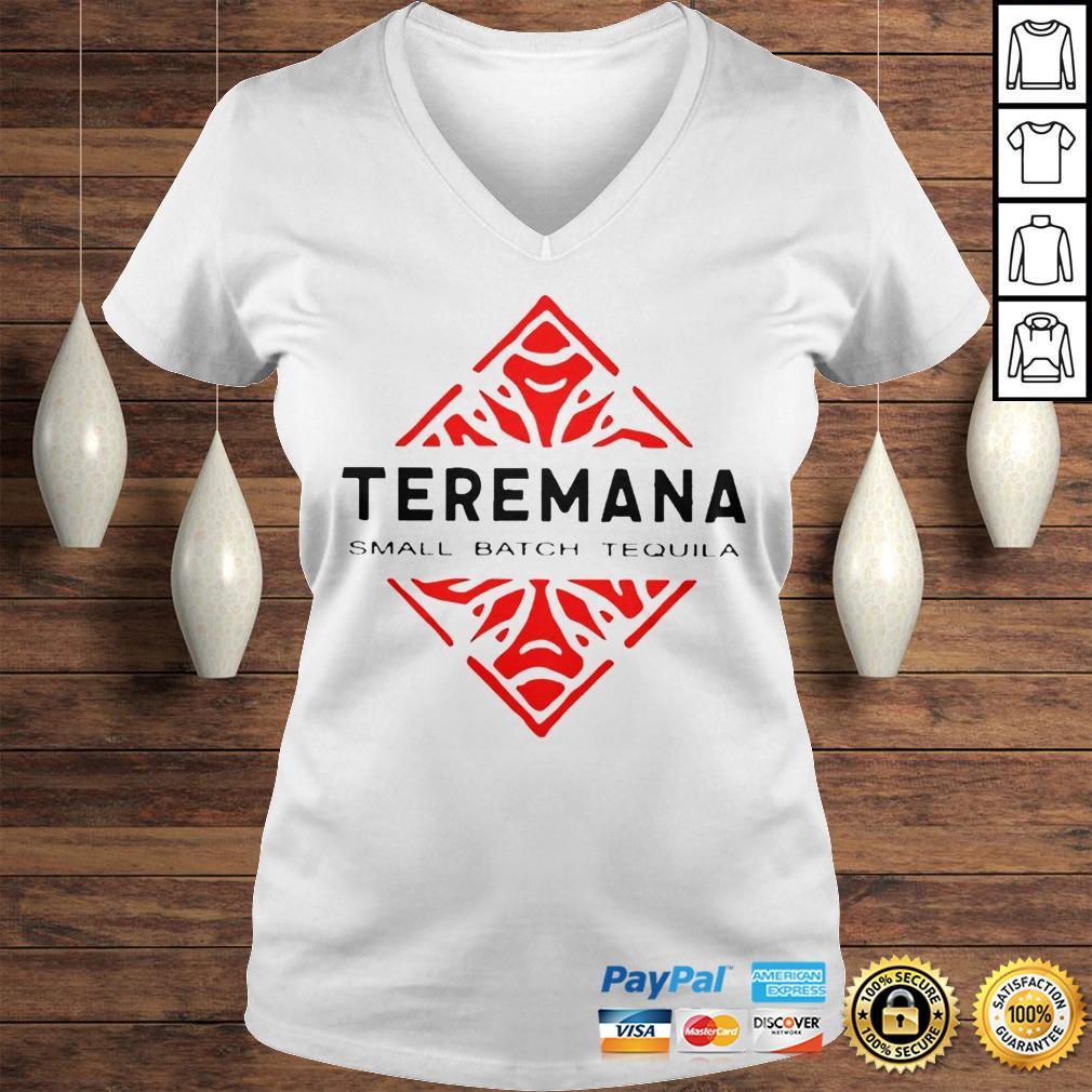 Teremana tequila shirt Ladies V-Neck