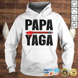 Pencil Papa yaga shirt