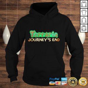 Terraria Journeys End Hoodie Hoodie