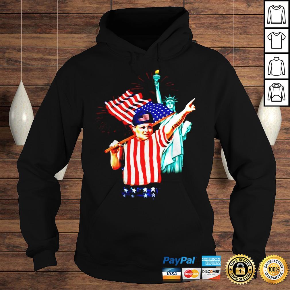 The Sandlot Freedom 4th of July Hamilton Ham Porter shirt Hoodie