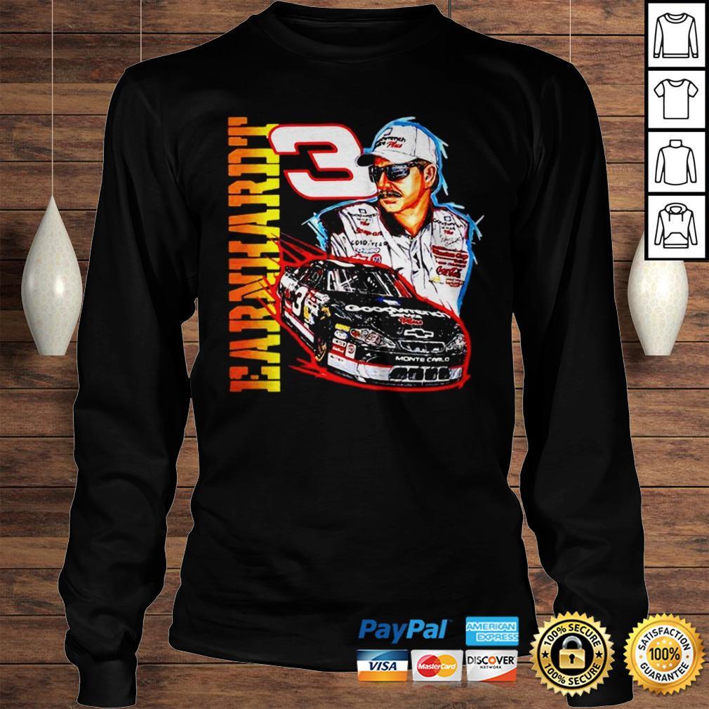 Vintage 90s Dale Earnhardt Nascar shirt Longsleeve Tee Unisex
