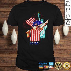 Hamilton Ham Porter The Sandlot Freedom 4th of July shirt Shirt
