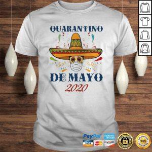 Quarantino De Mayo 2020 Vintage TShirt Shirt