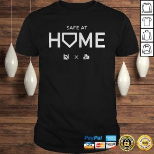 Routine X Justbats Safe At Home Shirt Shirt