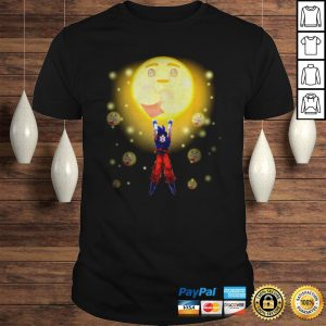Son Goku care emoji shirt Shirt