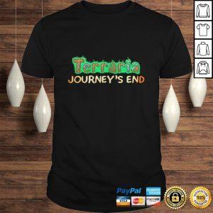 Terraria Journeys End Hoodie Shirt