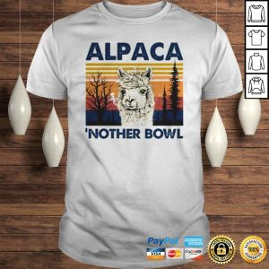 Vintage Alpaca smoking nother bowl shirt Shirt