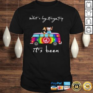 What A Long Strange Trip ItS Been Remy And Laviria TShirt Shirt