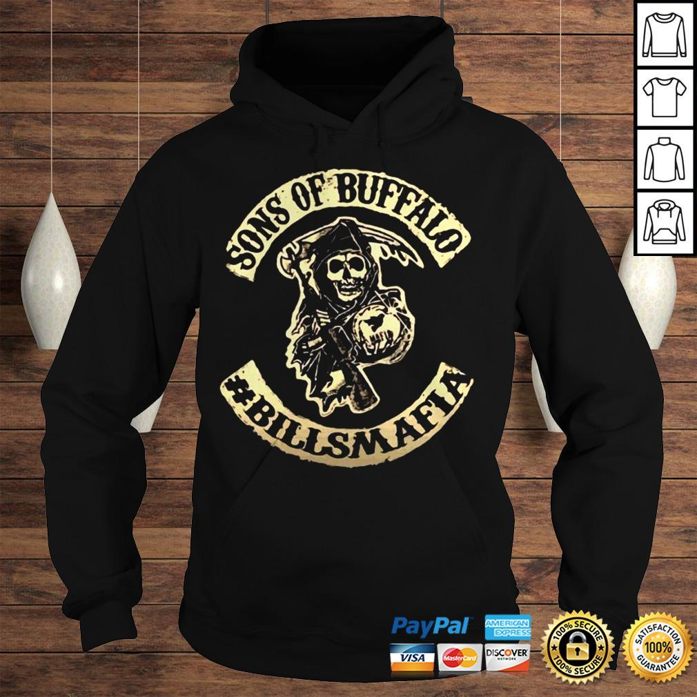 Sons Of Buffalo billsmafia Shirt Hoodie