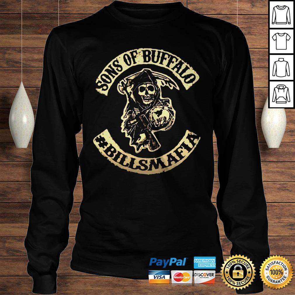 Sons Of Buffalo billsmafia Shirt Longsleeve Tee Unisex