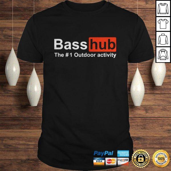 Basshub the outdoor activity shirt Shirt