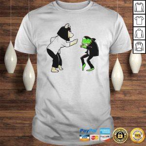 Frog Piggy Fiction Dance shirt Shirt