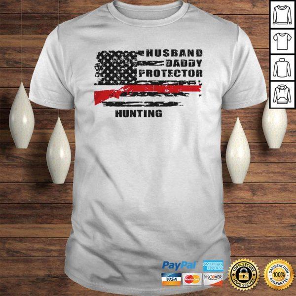 Husband daddy protector hunting shirt Shirt