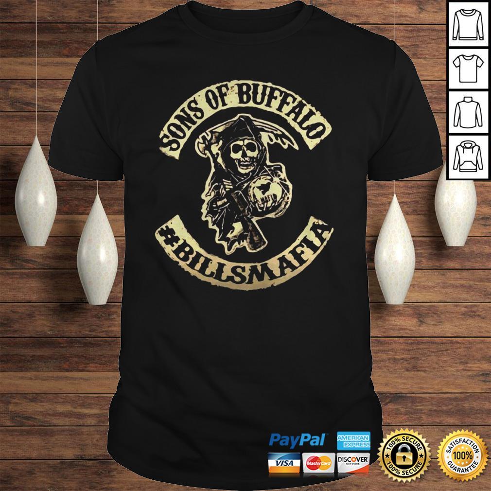 Sons Of Buffalo billsmafia Shirt