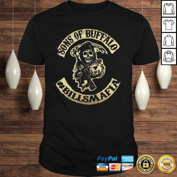 Sons Of Buffalo billsmafia Shirt Shirt