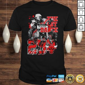 The last Dance 23 Michael Jordan Signature shirt Shirt