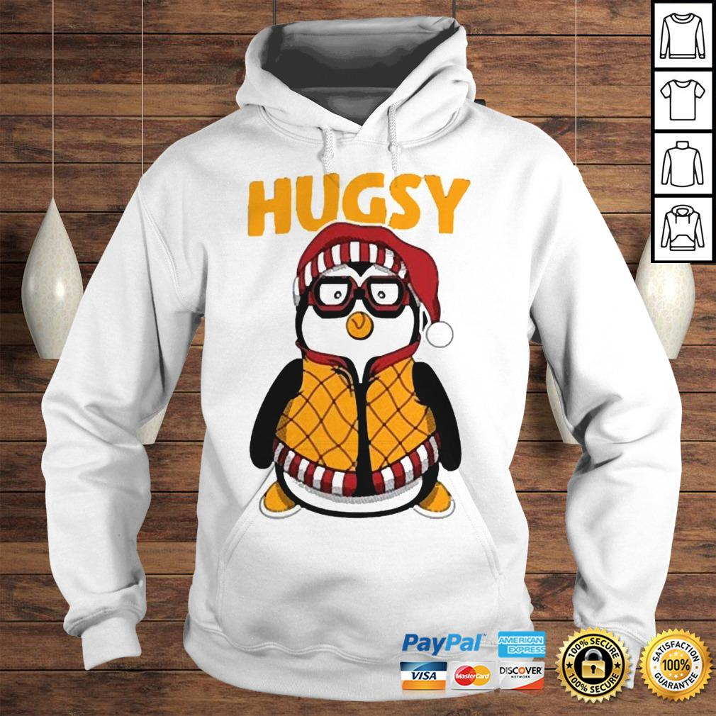 Penguin hugsy shirt Hoodie