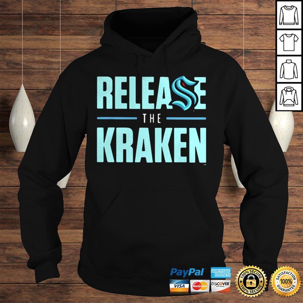 Release The Kraken Hoodie Hoodie