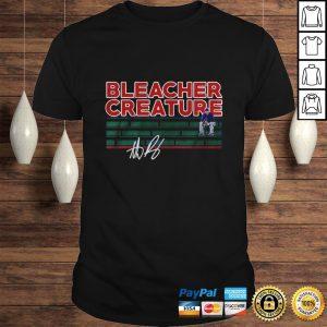 Bleacher Creature Signature Shirt Shirt