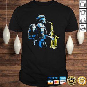Halo 3 odst saxophone shirt Shirt