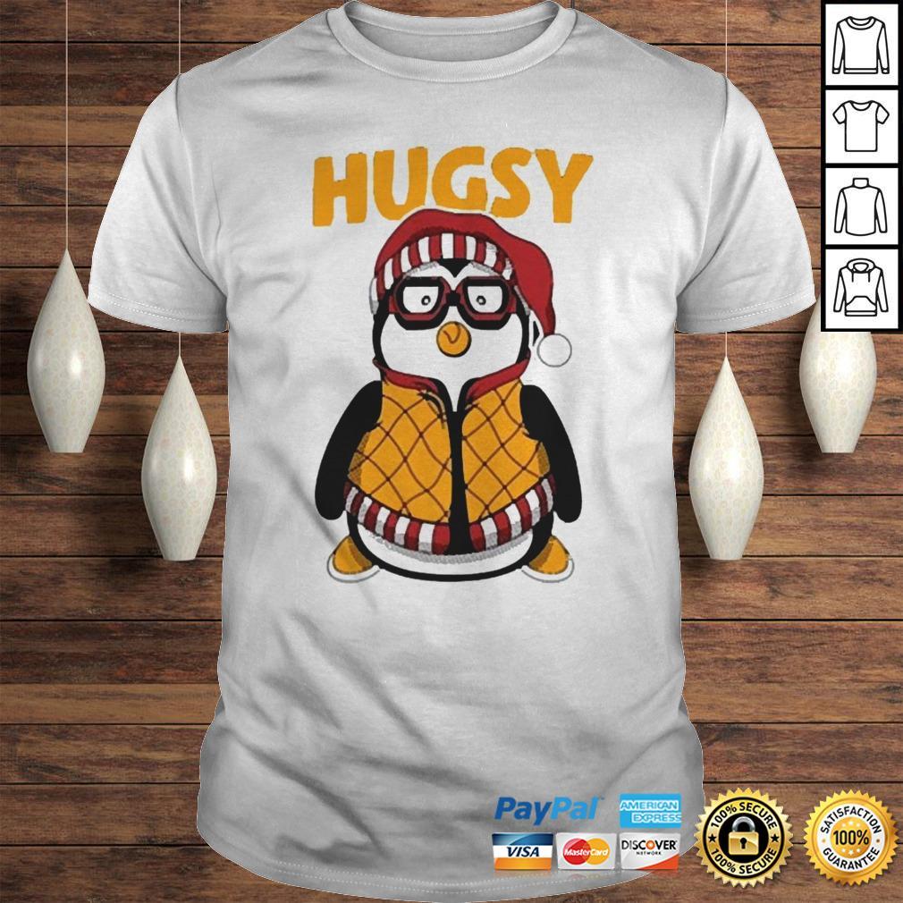 Penguin hugsy shirt
