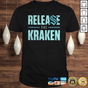 Release The Kraken Hoodie Shirt