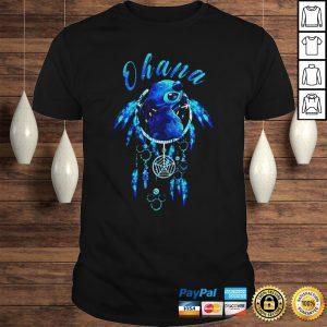 Stitch Ohana dream catcher shirt Shirt