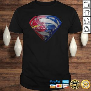 Superman St Louis Cardinals And St Louis Blues Shirt Shirt