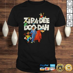 Zip aDee DooDah shirt Shirt
