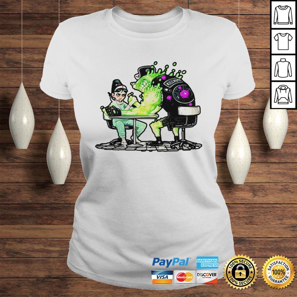 Funny Nurse And Covid 19 Virus 2020 Shirt Classic Ladies Tee