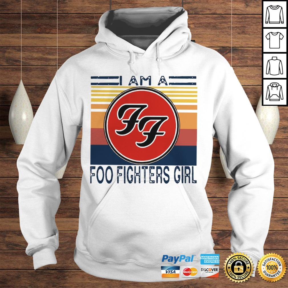 1596255703I am a Foo Fighters girl FF vintage shirt Hoodie